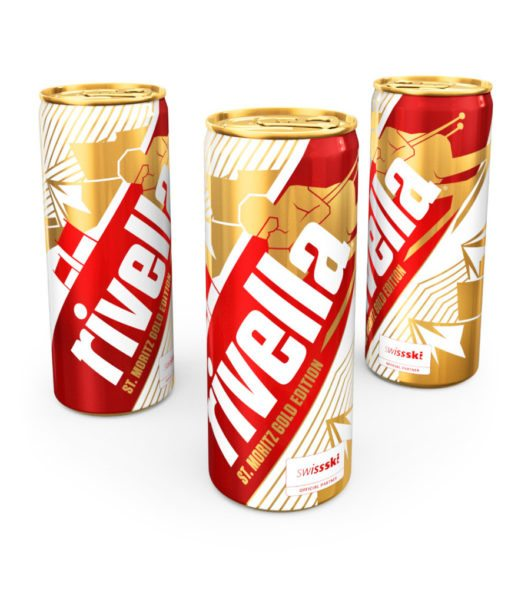 Rivella, Limited Gold Edition